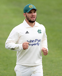 File photo dated 02-04-2021 of Nottinghamshire's Dane Paterson. Issue date: Tuesday October 12, 2021.