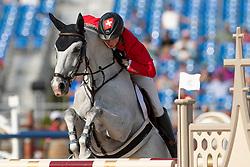 Fuchs Martin, SUI, Clooney<br /> World Equestrian Games - Tryon 2018<br /> © Hippo Foto - Dirk Caremans<br /> 21/09/2018