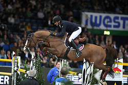 Bucci Piergiorgio, (ITA), Casallo Z<br /> Grand Prix of Stuttgart <br /> Longines FEI World Cup<br /> Stuttgart - German Masters 2015<br /> © Hippo Foto - Stefan Lafrentz
