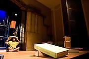 Belo Horizonte_MG, Brasil...Apresentacao de teatro em comemoracao ao dia das criancas no teatro do Colegio Imaculada...The theater presentation for celebrate the children day in theater of Imaculada school...Foto : VICTOR SCHWANER / NITRO
