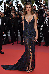 Cannes - Cleavages - Alessandra Ambrosio attending the Solo: A Star Wars Story screening held at the Palais des Festivals on May 15, 2018 in Cannes, France as part of the 71st annual Cannes Film Festival. Photo by Lionel Hahn/ABACAPRESS.COM