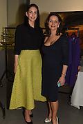 ELAINE MADIGAN; NIAMH O'NEILL, The Arthur Cox Irish Fashion Showcase 2015,  Irish based designers chosen to be part of this year's Arthur Cox Irish Fashion Showcases The Mall Galleries, London. 13 May 2015.