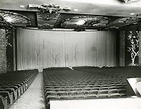 1955 Auditorium at the Grauman's Chinese Theatre