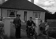 "15/08/1960<br /> 08/15/1960<br /> 15 August 1960<br /> Murder scene at Golden Bridge Walk, Inchicore, Dublin. The house ""Cheznous"" at Golden Bridge Walk, Inchicore, in which Miss Margaret O'Loughlin (18) was found dead."