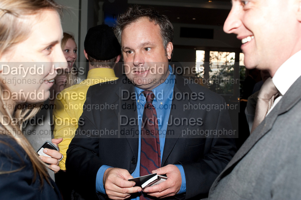 TREVOR FITZGIBBON, Gala screening of COUNTDOWN TO ZERO, Bafta. Piccadilly. London. 21 June 2011. <br /> <br />  , -DO NOT ARCHIVE-© Copyright Photograph by Dafydd Jones. 248 Clapham Rd. London SW9 0PZ. Tel 0207 820 0771. www.dafjones.com.