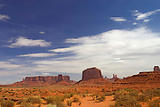 Monument Valley.Monument Valley, Utah-Arizona..