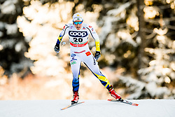 December 16, 2017 - Toblach, ITALY - 171216 Hanna Falk of Sweden competes in women's 10km interval start free technique during FIS Cross-Country World Cup on December 16, 2017 in Toblach..Photo: Jon Olav Nesvold / BILDBYRN / kod JE / 160103 (Credit Image: © Jon Olav Nesvold/Bildbyran via ZUMA Wire)