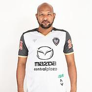 THAILAND - JUNE 25: Samuel For Cunningham #89 of Nakhonratchasrima Mazda FC on June 25, 2019.<br /> .<br /> .<br /> .<br /> (Photo by: Naratip Golf Srisupab/SEALs Sports Images/MB Media Solutions)