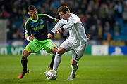 Nacho Dribbled a Ajax player