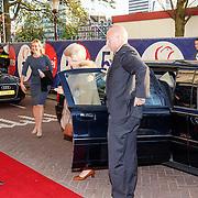 NLD/Amserdam/20150505 - Bevrijdingsconcert 2015 Amsterdam, aankomst prinses Beatrix