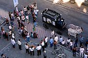 Nicaragua / Granada / Iglesia de la Merced / Funeral