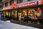Stage Delicatessen, 7th Avenue, Times Square, Manhattan, New York