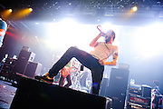 August Burns Red performs the second of two sold out shows at Nokia Theater Times Square, NYC. April 10,  2010. Copyright © 2010 Chris Owyoung. All Rights Reserved.