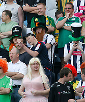 Photo: Steve Bond.<br />Coventry City v West Bromwich Albion. Coca Cola Championship. 28/04/2007. West Brom fans enjoy a day out at Coventry