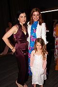 Kaye Popofsky Kramer and JoAnna Garcia Swisher and daughter