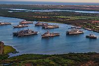 Navy Ships, Pearl Harbor