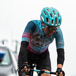 12-03-2021: Wielrennen: Healthy Ageing Tour: Wijster <br />Maike van der Duin