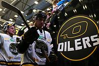 GET-ligaen Ice Hockey, 27. october 2016 ,  Stavanger Oilers v Stjernen<br />Anders Tangen Henriksen og Henrik Holm fra Stavanger Oilers etter kampen mot Stjernen<br />Foto: Andrew Halseid Budd , Digitalsport