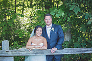 Beautiful Fall Whistlebear Wedding