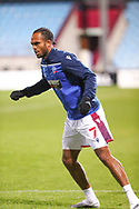 Nathan Delfouneso during the EFL Sky Bet League 2 match between Scunthorpe United and Bolton Wanderers at the Sands Venue Stadium, Scunthorpe, England on 24 November 2020.