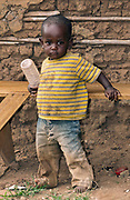 Boy from Bwindi, Uganda.