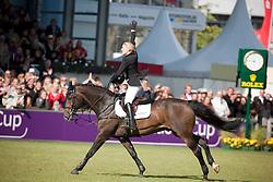Meyer Janne Friederike (GER) - Cellagon Lambrasco<br /> World Equestrian Festival, CHIO Aachen 2011<br /> © Dirk Caremans