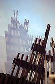 The World Trade Center after September 11
