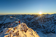 Tobin Seagal Superior dawn patrol, Wasatch, Utah