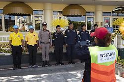 Couronnement du Roi De Thaïlande, Rama X, His Majesty King Maha Vajiralongkorn Bodindradebayavarangkun, Bangkok, Thailand, on May 04, 2019. Photo by Loic Baratoux /ABACAPRESS.COM
