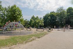 Vondelpark, speeltuin Aldo van Eyck, Amsterdam, Netherlands