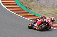 #93 Marc Marquez, Spanish: Repsol Honda Team during the HJC Helmets Motorrad Grand Prix Deutschland at Hohenstein-Ernstthal, Chemnitz, Saxony, Germany on 5 July 2019.