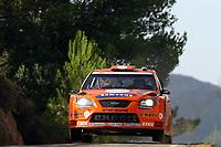 Motor<br /> WRC 2007<br /> Foto: Dppi/Digitalsport<br /> NORWAY ONLY<br /> <br /> MOTORSPORT - WRC 2007 - RALLY CATALUNYA - SALOU 04/10 TO 07/10/2007 <br /> <br /> HENNING SOLBERG (NOR) - CATO MENKERUD / FORD FOCUS RS STOBART M-SPORT - ACTION