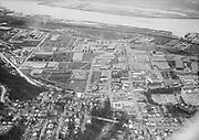 "Ackroyd 08115-4. ""SP&SRR aerials. Guilds lake district. January 31, 1958"""