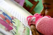 Betim_MG, Brasil...Creche Comunitaria Cantinho Feliz em Betim...The daycare Cantinho Feliz in Betim...Foto: LEO DRUMOND / NITRO
