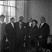 1962 - Groups at Singer trial
