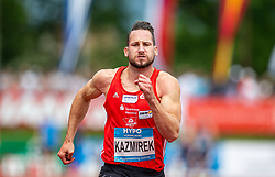 25.05.2018, Moeslestadion, Götzis, AUT, 45. Hypo Meeting Goetzis, Zehnkampf Herren, im Bild Kai Kazmirek (GER) beim 100m Lauf // Kai Kazmirek of Germany during the 100m run of the 45th Hypo Athletics Meeting at the Moeslestadion in Götzis, Austria on 2018/05/25. EXPA Pictures © 2019, PhotoCredit: EXPA/ Peter Rinderer