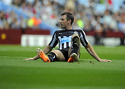 Newcastle United's Michael Williamson - Photo mandatory by-line: Joe Meredith/JMP - Mobile: 07966 386802 23/08/2014 - SPORT - FOOTBALL - Birmingham - Villa Park - Aston Villa v Newcastle United - Barclays Premier League