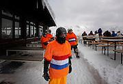 Italy, Madonna di Campiglio, dutch skiiers