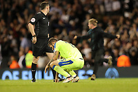 LONDON, ENGLAND - MAY 14:LONDON, ENGLAND - MAY 14:Derby's Bradley Johnson is dejected at the end of the game