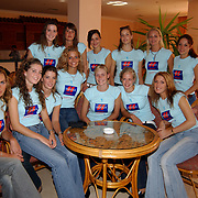 Miss Nederland 2003 reis Turkije, 12 missen en miss Nederlan 2002 Elise Boulogne