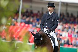Astier Nicolas, (FRA), Quickly du Buguet<br /> CCI4* - Mitsubishi Motors Badminton Horse Trials 2016<br /> © Hippo Foto - Jon Stroud<br /> 06/05/16