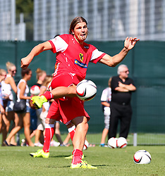 01.09.2015, Ernst Happel Stadion, Wien, AUT, UEFA Euro 2016 Qualifikation, Österreich vs Moldawien, Gruppe G, Training Österreich, im Bild Sebastian Prödl (AUT)// during a training session of Team Austria (AUT) in front of the UEFA European Championship Qualifier Match between Austria (AUT) and Moldova (MDA) at the Ernst Happel Stadion, Vienna, Austria on 2015/09/01. EXPA Pictures © 2015, PhotoCredit: EXPA/ Sebastian Pucher