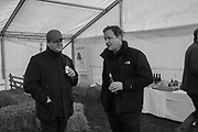 CHRIS PALMER, DAVID CAMERON, Heythrop Point to Point, Cocklebarrow, 28 January 2018