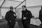 CHRIS PALMER, DAVID CAMERON, Heythrop Point to Point, Cocklebarrow, 28 January 2018