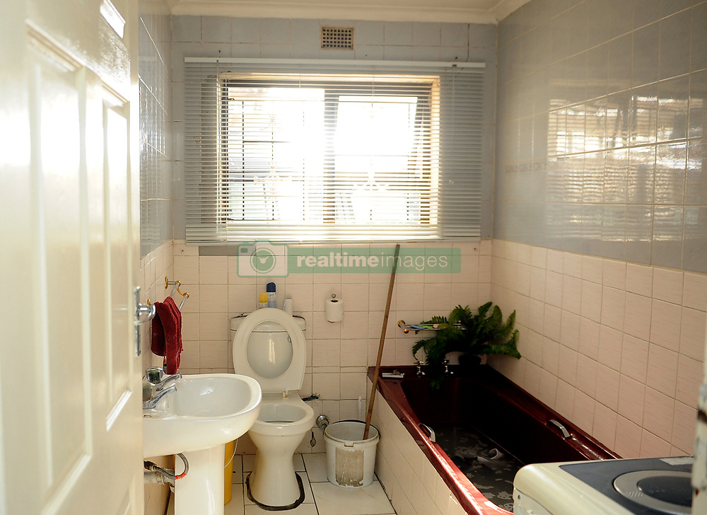 Cape Town- 180731 Norman  Mbiko's bathroom in his house in Nyanga East. Norman 'Nhonho' Mbiko At the height of Apartheid Mbiko was chosen as the captain of the Black Springbok team Although born in Kraaifontein in 1945, the notorious Group Areas Act saw his family being forcibly moved to Nyanga East As a student at Langa High School, Mbiko soon made his mark on the rugby field and became popular as a scrum-half He played for the Black Western Province Rugby Union from the age of 19 until his retirement form the sport in 1979 Picture Ayanda Ndamane/ African News Agency (ANA)