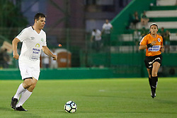 December 22, 2017 - BRazil - CHAPECO, SC - 22.12.2017: GAME OF THE STARS FRIENDS OF TITE X CARILL - Paulo Rink do Friends of Carille, for the match Amigos do Tite and Friends of Fabio Carille. (Credit Image: © Fotoarena via ZUMA Press)