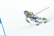 SOELDEN, AUSTRIA. OCTOBER 17 2020:  1st Women's Giant Slalom as part of the Alpine Ski World Cup in Solden on October 17, 2020; Run 1, Tina Robnik (SLO) ( Pierre Teyssot/ESPA Images-Image of Sport)
