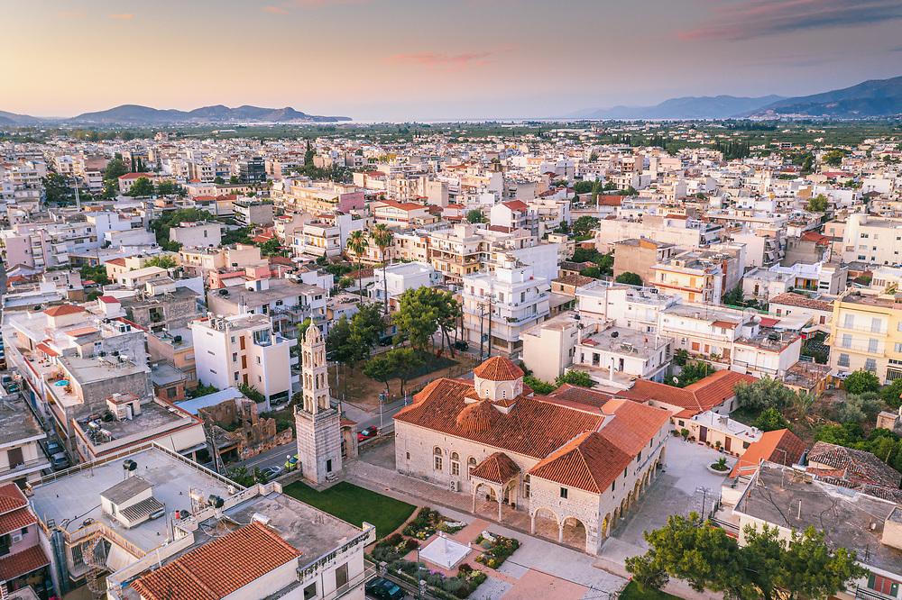 St. John (Timios Prodromos) at Argos, Greece