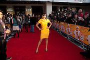 JAYA, The Infidel premiere. Apollo theatre, Hammersmith. London. 8 April 2010