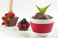 Nederland, Den Bosch 2, 20100623..chocolate palette.Den Bosch Kookt 2